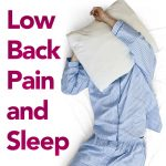 Low Back Pain and Sleep